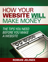 Kindle How Your Website Will Make Money